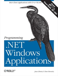 Programming .NET Windows Applications (e-bok) a