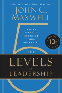 The 5 Levels of Leadership (ebok) av John C.