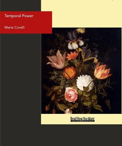 Temporal Power (e-bok) av Marie Corelli