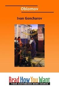 Oblomov (e-bok) av Ivan Goncharov