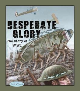 Desperate Glory (e-bok) av John Wilson