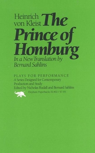 The Prince of Homburg (e-bok) av Heinrich von K