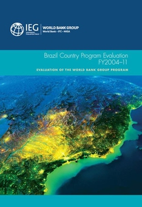 Brazil Country Program Evaluation, FY2004-11 (e