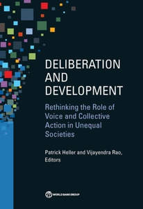 Deliberation and Development (e-bok) av
