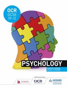 Ocr gcse (9-1) psychology (ebok) av Mark Bill
