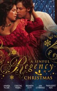 A sinful regency christmas (ebok) av Amanda M