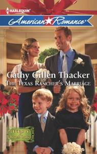 The texas rancher's marriage (ebok) av Cathy