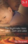 The illegitimate heirs: luke, zach and jake