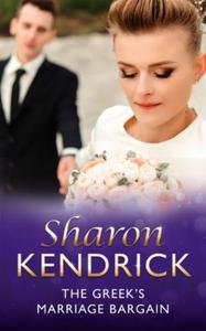 The Greek's Marriage Bargain (ebok) av Sharon