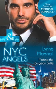 NYC Angels: Making the Surgeon Smile (ebok) a