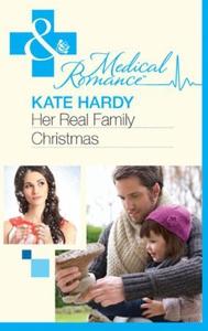 Her Real Family Christmas (ebok) av Kate Hard