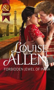 Forbidden jewel of india (ebok) av Louise All