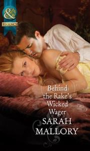 Behind the rake's wicked wager (ebok) av Sara