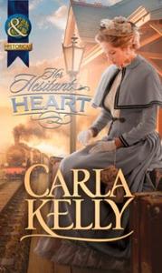 Her hesitant heart (ebok) av Carla Kelly