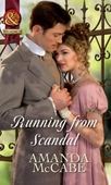 Running from scandal