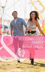 His long-lost family (ebok) av Brenda Harlen
