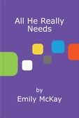All He Really Needs