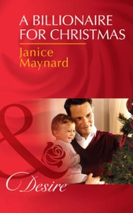 A Billionaire for Christmas (ebok) av Janice