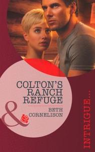 Colton's ranch refuge (ebok) av Beth Cornelis