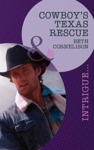 Cowboy's texas rescue (ebok) av Beth Cornelis