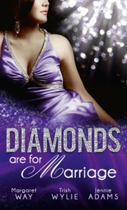 Diamonds are for marriage (ebok) av Margaret