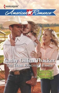 The texas rancher's family (ebok) av Cathy Gi