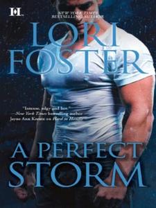 A perfect storm (ebok) av Lori Foster