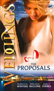 Weddings: the proposals (ebok) av Rebecca Win
