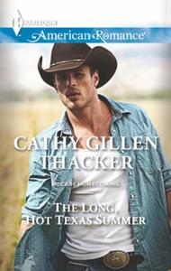 The Long, Hot Texas Summer (ebok) av Cathy Gi