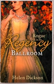 Rogue in the regency ballroom