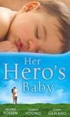 Her hero's baby