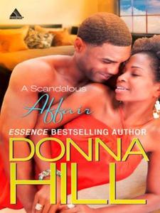 A Scandalous Affair (Mills & Boon Kimani Arabes