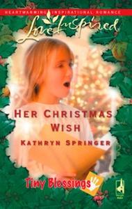 Her christmas wish (ebok) av Kathryn Springer