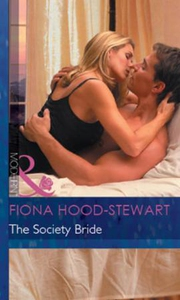 The Society Bride (ebok) av Fiona Hood-Stewar
