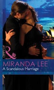 A Scandalous Marriage (ebok) av Miranda Lee