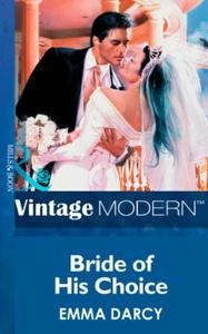Bride of his Choice (ebok) av Emma Darcy