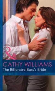 The Billionaire Boss's Bride (ebok) av Cathy