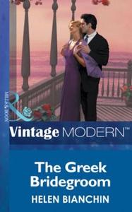 The Greek Bridegroom (ebok) av Helen Bianchin