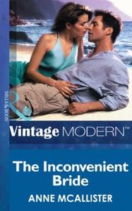 The Inconvenient Bride (ebok) av Anne McAllis