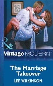 The Marriage Takeover (ebok) av Lee Wilkinson