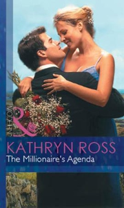 The Millionaire's Agenda (ebok) av Kathryn Ro