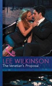 The Venetian's Proposal (ebok) av Lee Wilkins