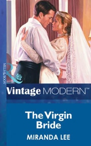 The Virgin Bride (ebok) av Miranda Lee