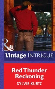Red Thunder Reckoning (ebok) av Sylvie Kurtz