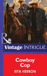 Cowboy Cop (ebok) av Rita Herron