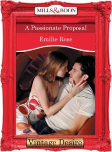 A Passionate Proposal (ebok) av Emilie Rose