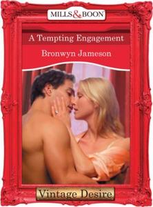 A Tempting Engagement (ebok) av Bronwyn James