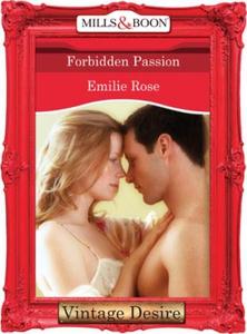 Forbidden Passion (ebok) av Emilie Rose