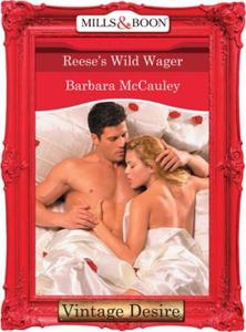 Reese's Wild Wager (ebok) av Barbara McCauley