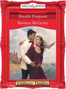 Royally Pregnant (ebok) av Barbara McCauley